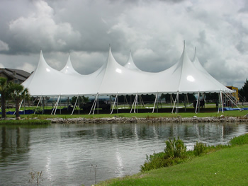 houston outdoor event tent rentals | turn key event rentals