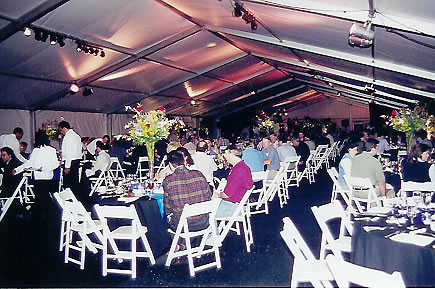 Houston Outdoor Wedding Tent Rentals